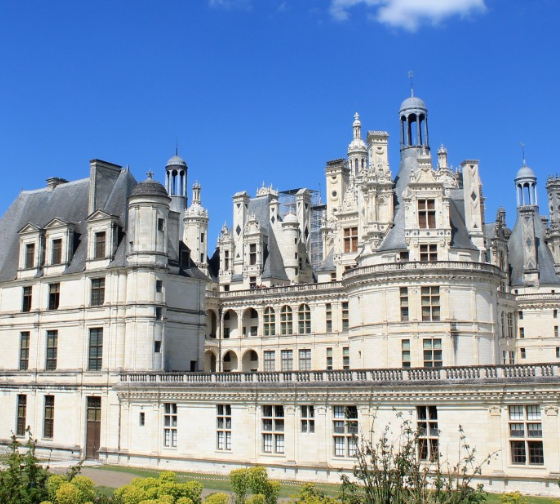 visite de châteaux