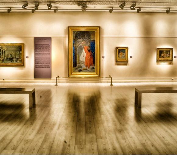 Visite de musées